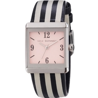 Buy Lulu Guinness Ladies Glamour Watch 0.95.0269 online