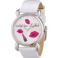 Buy Lulu Guinness Ladies Mischief Watch 0.95.0299 online
