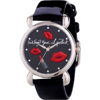 Buy Lulu Guinness Ladies Mischief Watch 0.95.0309 online