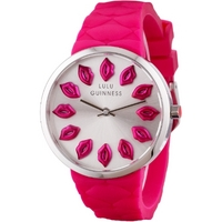 Buy Lulu Guinness Ladies Mischief Watch 0.95.0399 online