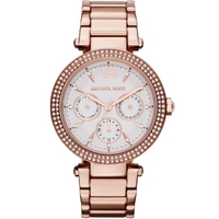 Buy Michael Kors Ladies Chronograph Parker Watch MK5781 online