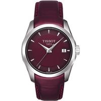 Buy Tissot Ladies Couturier Strap Watch T035.210.16.371.00 online