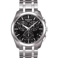 Buy Tissot Gents Couturier Chronograph Watch T035.617.11.051.00 online