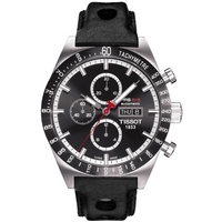 Buy Tissot Gents PRS 516 Automatic Leather Strap Watch T044.614.26.051.00 online