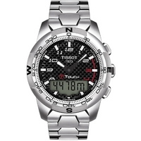 Buy Tissot Gents T-Touch Watch T047.420.44.207.00 online
