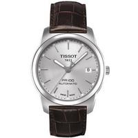 Buy Tissot Gents PR100 Automatic Strap Watch T049.407.16.031.00 online