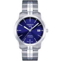 Buy Tissot Gents PR100 Titanium Watch T049.410.44.041.00 online