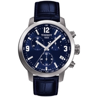 Buy Tissot Gents T Sport Chronograph Strap Watch T055.417.16.047.00 online