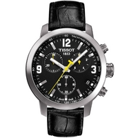 Buy Tissot Gents T Sport Chronograph Strap Watch T055.417.16.057.00 online