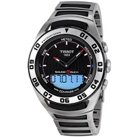 Buy Tissot Gents Sailing Touch Alarm Chronograph Watch T056.420.21.051.00 online