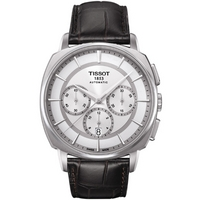 Buy Tissot Gents T-Classic Automatic Brown Leather Strap T059.527.16.031.00 online