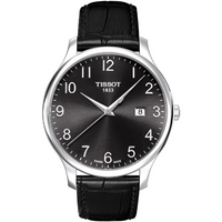 Buy Tissot Gents Tradition Strap Watch T063.610.16.052.00 online