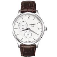 Buy Tissot Gents Traditional Silver Tone Watch T063.639.16.037.00 online