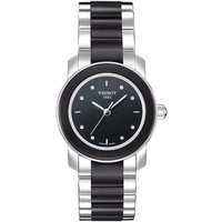 Buy Tissot Ladies Cera Ceramic Watch T064.210.22.056.00 online
