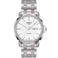 Buy Tissot Gents Automatic III Silver Tone Bracelet Watch T065.430.11.031.00 online