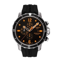 Buy Tissot T-Sport  Gents Automatic Rubber Strap Watch T066.427.17.057.01 online