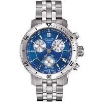 Buy Tissot Gents PRS 200 Chronograph Bracelet Watch T067.417.11.041.00 online