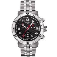 Buy Tissot Gents PRS200 Michael Owen Limited Edition Chronograph Watch T067.417.11.052.00 online