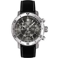 Buy Tissot Gents PRS 200 Chronograph Strap T067.417.16.051.00 online