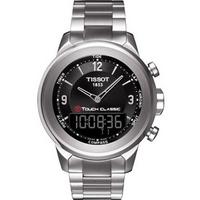 Buy Tissot Gents T-Classic Stainless Steel Bracelet Watch T083.420.11.057.00 online