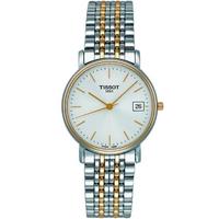 Buy Tissot Gents T-Classic Desire 2 Tone Steel Bracelet Watch T52.2.481.31 online