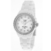 Buy LTD Ladies White Pearl Stone Set Watch 0215NX online