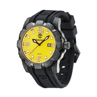 Buy Timberland Gents Belknap Yellow Dial Watch 13317JSB-21 online