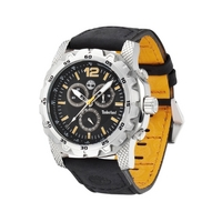 Buy Timberland Gents Front Country Black Rubber Strap Watch 13318JS-02A online