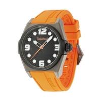 Buy Timberland Gents Radler Orange Rubber Strap Watch 13328JPGYB-02A online