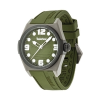 Buy Timberland Gents Radler Green Rubber Strap Watch 13328JPGYB-19 online