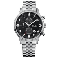 Buy Hugo Boss Chronograph Watch 1512446 online