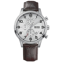 Buy Hugo Boss Gents Chronograph Strap Watch 1512447 online
