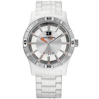 Buy Boss Orange Gents Resin Bracelet Watch 1512526 online