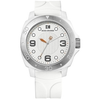 Buy Boss Orange Gents Rubber Strap Watch 1512663 online