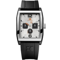 Buy Boss Orange Gents Rubber Strap Watch 1512685 online