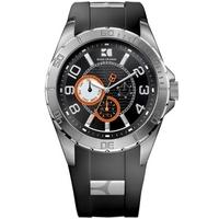 Buy Boss Orange Gents HO-2310 Black Rubber Strap Watch 1512811 online