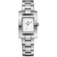 Buy Tommy Hilfiger Ladies Rectangular Bracelet Watch 1781065 online