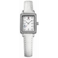 Buy Tommy Hilfiger Ladies Stone Set Strap Watch 1781110 online