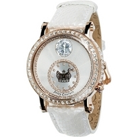 Buy Juicy Couture Ladies Stone Set Strap Watch 1900768 online
