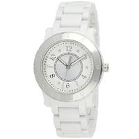 Buy Juicy Couture Ladies HRH White Plastic Bracelet Watch 1900842 online