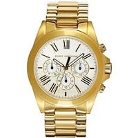 Buy Juicy Couture Ladies Gold Tone Steel Bracelet Watch 1900901 online