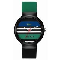 Buy Lacoste Gents Goa Stripe Watch 2010572 online