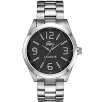 Buy Lacoste Gents Montreal Stainless Steel Bracelet Watch 2010619 online
