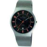 Buy Skagen Gents Grey Titanium Watch 233XLTTMO online