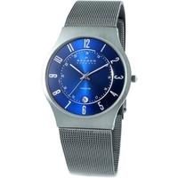 Buy Skagen Gents Titanium Watch 233XLTTN online