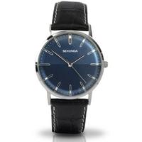 Buy Sekonda Gents Black Strap Watch 3270 online
