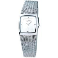 Buy Skagen Ladies Mesh Steel Bracelet Watch 380XSSS1 online