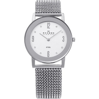 Buy Skagen Ladies Steel Bracelet Watch 39LSSS1 online