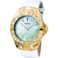 Buy Seksy Ladies Intense Strap Watch 4432 online