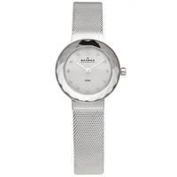Buy Skagen Ladies Mesh Stainless Steel Bracelet Watch 456SSS online